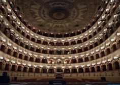 Il Teatro comunale di Ferrara è il più importante teatro di Ferrara. È stato costruito dal 1773 al 1797 da Antonio Foschini e Cosimo Morelli ed è ubicato in Corso Martiri della Libertà 5, in pieno centro storico e a pochi metri dal Castello Estense.