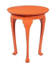 Article 24 Flo Side Table, Tangerine, http://www.myhabit.com/redirect/ref=qd_sw_dp_pi_li?url=http%3A%2F%2Fwww.myhabit.com%2Fdp%2FB00JEP93DC