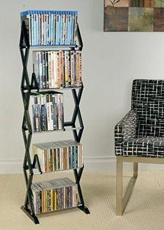 Elegant Blu Ray Storage Cabinet