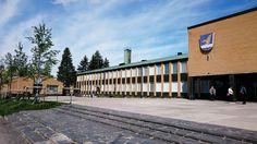 Vantaan kaupungintalo, toukokuu 2016