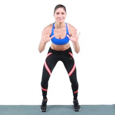 A Bodyweight Cardio Workout That Really Works Your Legs And Butt – Fitness And Exercises Bodybuilding Training, Bodybuilding Workouts, 10 Minute Cardio Workout, Cardio Training, Strength Training, Keep Fit, Body Weight, Workout Programs, At Home Workouts