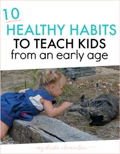 Raising and teaching children to be healthy is more than just cooking real food…