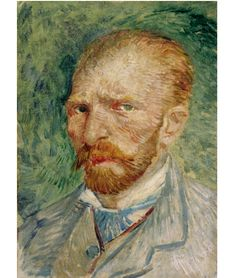 Vincent van Gogh, Self Portrait, Oil on cardboard, x 24 cm 1887 Kröller-Müller Museum © Kröller-Müller Museum MILAN.- The exhibition 'Van Gogh. Man and the Earth', held in the Pala… Art Van, Van Gogh Art, Vincent Van Gogh, Pop Art, Theo Van Gogh, Van Gogh Pinturas, Van Gogh Self Portrait, Van Gogh Quotes, Van Gogh Paintings