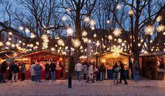 From Glühwein to Weinerschnitzel: 18 of the World's Best Christmas Markets via Brit + Co.