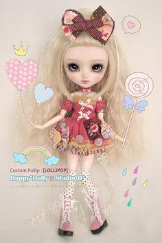 Custom Pullip : [LOLLIPOP]   Flickr - Photo Sharing!