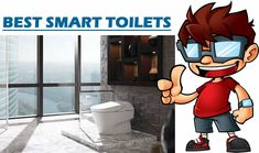 Tired of your old boring toilet? Check these smart toilets out, they're freakin amazing! You know the future is here when it makes life easier in the bathroom. From electric toilet seats to fancy bidets that are voice activated. Today's tech is truly amazing!  https://bestsmartgadgets.com/best-smart-toilets/