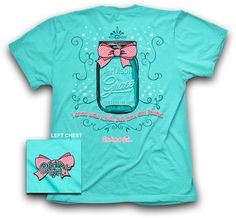 This cute tee is available in sizes Small -3X.   It is ready to ship and ready for you to monogram if you choose.  A portion of the proceeds will go to help different Christian Mission Groups around the world.  CGA2041 | Shop this product here: http://spreesy.com/SouthernStitchesCo/413 | Shop all of our products at http://spreesy.com/SouthernStitchesCo    | Pinterest selling powered by Spreesy.com