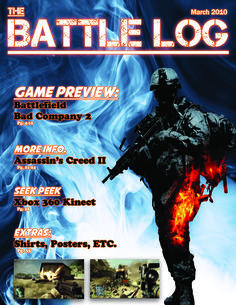 Magazine Cover Example
