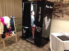 Wedding photobooth fun
