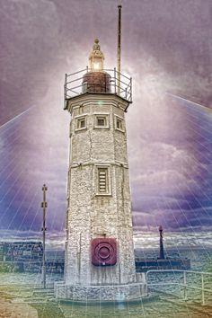 Anstruther Lighthouse - Fife, Scotland (By Fraser Hetherington)