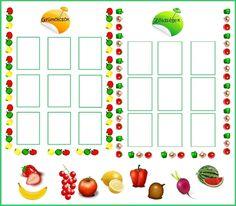 Játékmappa File Folder Games, Cicely Mary Barker, Indoor Activities For Kids, Diagram, Holiday Decor, Dyslexia, Album, Education, Vegetables
