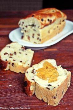 Rosinenstullen - Life Is Full Of Goodies Rosinenstuten Vegan Lemon Cake, Vegan Cake, Food Cakes, No Bake Desserts, Vegan Desserts, Bolo Vegan, Bread Recipes, Cake Recipes, Pampered Chef