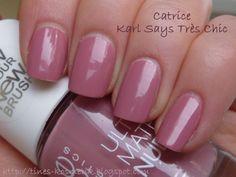 Tines Kosmetikblog: Catrice Karl Says Très Chic