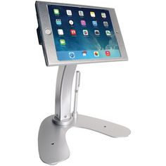 Cta Pad-Askm4 Ipad Mini(Tm)/Ipad Mini(Tm) 2/Ipad Mini(Tm) 3/Ipad Mini(Tm) 4 Antitheft Security Kiosk & Pos Stand