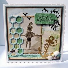 Country View Crafts' Projects: A summer scene - Chris