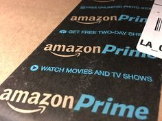 Amazon is slashing the price of a Prime membership by $20 right before Black Friday
