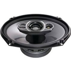 "Clarion Mobile Electronics SRQ6933R 6 x 9-Inches 3-Way Speaker System by Clarion Mobile Electronics. Save 54 Off!. $69.63. 6 X 9-Inch 3-way speaker system, 500 watts maximum music handling, 80 watts RMS, 6 x 9"" PMI-PP woofer cone, rubber surrounds, strontium ferrite magnet, 1"" pur silk dome midrange with neodymium magnet, 5/16"" dome tweeter, grilles included"
