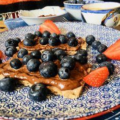 Metabolic Balance | » Domácí rawnella s ovocem z mandelády Metabolic Balance, Nutella
