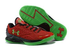 02a3f6bb0267 Free Shipping Only 69  Under Armour Curry One Low Bolt Orange Black Avex  Green
