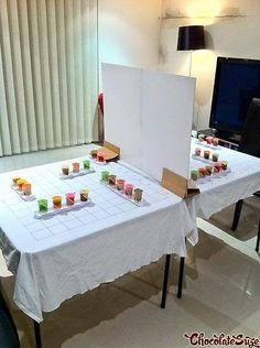 Play You Sunk My Battleship with jello shots at your next party.
