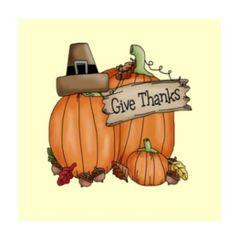 24 Thanksgiving Holiday Gratitude Edible Cupcake Toppers
