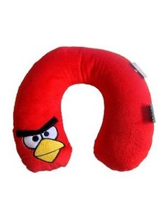 Angry Birds Neck Pillow $19.99