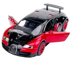 NuoYa001 New style 1:32 Bugatti Veyron Alloy Diecast car model collection light&sound Red NuoYa http://www.amazon.com/dp/B00KFBA2QQ/ref=cm_sw_r_pi_dp_rsdNvb0M8FA0C