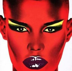 Grace Jones Jones Fashion, Fashion 2020, African Mythology, Love Lips, Vintage Black Glamour, Grace Jones, Black Girl Art, Classic Chic, The Vamps