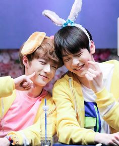 A bunny and a puppy so cute🐶🐰 HD 190316 Korean Boy Bands, South Korean Boy Band, Kpop, Let's Stay Together, Fandom, Puppy Care, Young Ones, Read News, Dimples