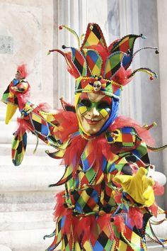 Arlecchino-Carnevale