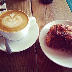 Coffee at #BlackSmith# Houston