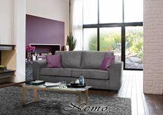 A Nemo ülőgarnitúrát hanyag elegancia jellemzi,egy modern ülőbútor ívelt karfákkal, a tökéletessége eleganciát kölcsönöz.  A Nemo kanapé a kollekció kellemesen kényelmes, mégis sokoldalú kialakítású, ívelt karfa és díszítő kéder jellemzi.A kényelmes üléseket puha ülőfelület és jól formázott háttámla-párnák biztosítják.Az innovatív és könnyen használható Nova System rendszernek köszönhetően a kanapé vagy sarok ülőgarnitúra gyorsan ággyá alakítható. Sofa, Couch, Furniture, Home Decor, Elegant, Settee, Settee, Decoration Home, Room Decor