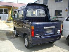 59 best mini trucks and vans i d roll images mini trucks autos rh pinterest com