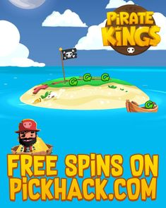 LETS GO TO PIRATE KINGS GENERATOR SITE!  [NEW] PIRATES KING HACK ONLINE REAL WORKS Add up to 9999 Spins and 99999999 Cash All for Free! Works 100% guaranteed Please share this online hack guys  HOW TO USE: 1. Go to www.piratekings.pickhack.com 2. Enter your Username/ID or Email (you dont need to enter your password) then click CONNECT 3. Enter the amount of Spins and Cash then click GENERATE Popup Agreement click CONTINUE 4. Click VERIFY finish verification process and check your account… Pirate Games, App Hack, Hack Online, Username, Letting Go, Pirates, Hacks, It Is Finished, Let It Be