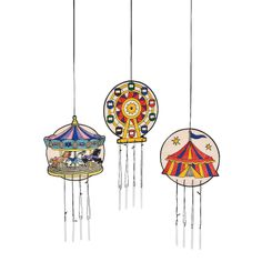 Color Your Own Over The Top Wind Chimes - http://www.orientaltrading.com/color-your-own-over-the-top-wind-chimes-a2-13588011.fltr?prodCatId=551537  OrientalTrading.com