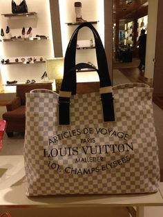 4a04bfd8fe My New LV Beach Bag! Excited for summer Louis Vuitton Artsy Mm