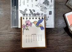 Kalender 2021 beim 3D Paper Trimmer Blog Hop Dezember 2020 - Thema: Willkommen 2021 A 17, 9 And 10, Paper Trimmer, Blog, Heartfelt Creations, Mini, Up, Catalog, Crafts
