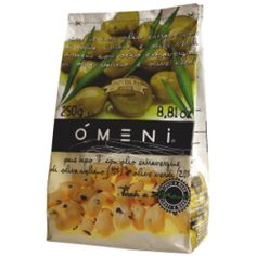 Olives flavored handmade breadsticks - 8.8 oz - Friable and crispy breadsticks, enriched with the fragrance and the Mediterranan flavor of Italian black and green olives and Italian extra virgin olive oil. Vegetarian and handmade! Order now on www.delicitaly.com #delicitaly #italianfood #grocery #taralli #breadsticks