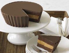 Recess pieces cake