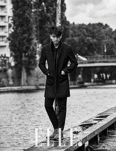 Lee Jin Wook - ELLE KOREA NOVEMBER 2015 Hot Korean Guys, Korean Men, Asian Men, Lee Jin Wook, Ha Ji Won, Korean Drama Movies, Korean Actors, Korean People, 2015 Movies