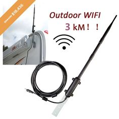 [Wish] High Power Outdoor Wifi Usb Adapter Wifi Antenna Signal Amplifier Usb Wireless Network Card Receiver Pci Card, Wifi Antenna, Home Network, Ham Radio, Cards, Wireless Network, Rv Wifi, Camping Stuff, Rv Camping