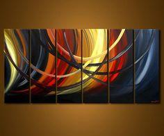 Pitura abstracta de Osnat Tzadok