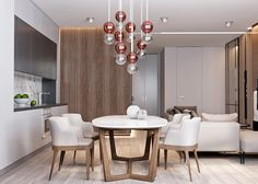 Заказчики проекта — молодая семейная пара с маленьким ребёнком — с одной стороны, хотели получить стильную современную квартиру.Цветовая гамма отделки в квартире почти монохромная, что позволило сделать акценты на декоративных панелях и мебели. Так как …