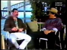 Very nice interview from This was during Queen Works tour. The quality is not very good but it's the most complete version there is. Freddie Mercury Interview, Queen Videos, Queen Freddie Mercury, Queen Band, Aging Gracefully, Ageing, My Favorite Music, Growing Up, Musicians