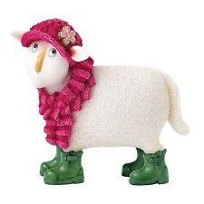 Lily Ewe and Me Sheep Toni Goffe Border Fine Arts Figure Ornament 9.5cm A25673