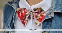 ♥ summer bow-tie