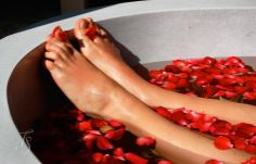 Rose petal bath. In our lens: Sala Phuket Resort and Spa | Luxury Hotels Travel+Style. http://www.travelplusstyle.com/in-our-lens/in-our-lens-sala-phuket-resort-and-spa#