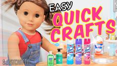 DIY Hand Sanitizer Lysol Spray & Hand Soap - DIY Hand Sanitizer Lysol Spray & Hand Soap for your Dolls Imágenes efectivas que le proporcionamos - American Girl Doll Room, American Girl Crafts, American Girls, Ag Doll Crafts, Diy Doll, American Girl Accessories, Doll Accessories, Diy Crafts For Girls, Girls Dollhouse