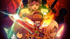 Annunciato Battle of Elemental REBOOST per 3DS