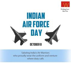 Salute to the who watch over our skies and have made the country proud. Air Force Day, Indian Air Force, Festival Celebration, Places To Visit, Festivals, Happy, Celebrations, Watch, Country